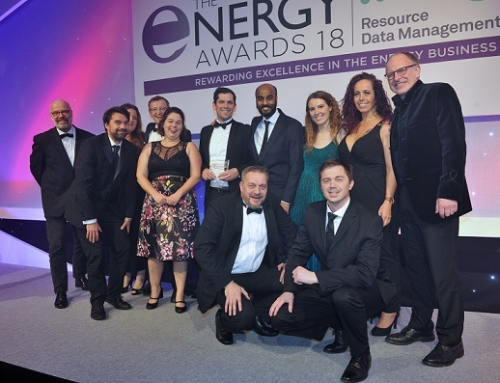 Best Residential Energy Project of the Year!